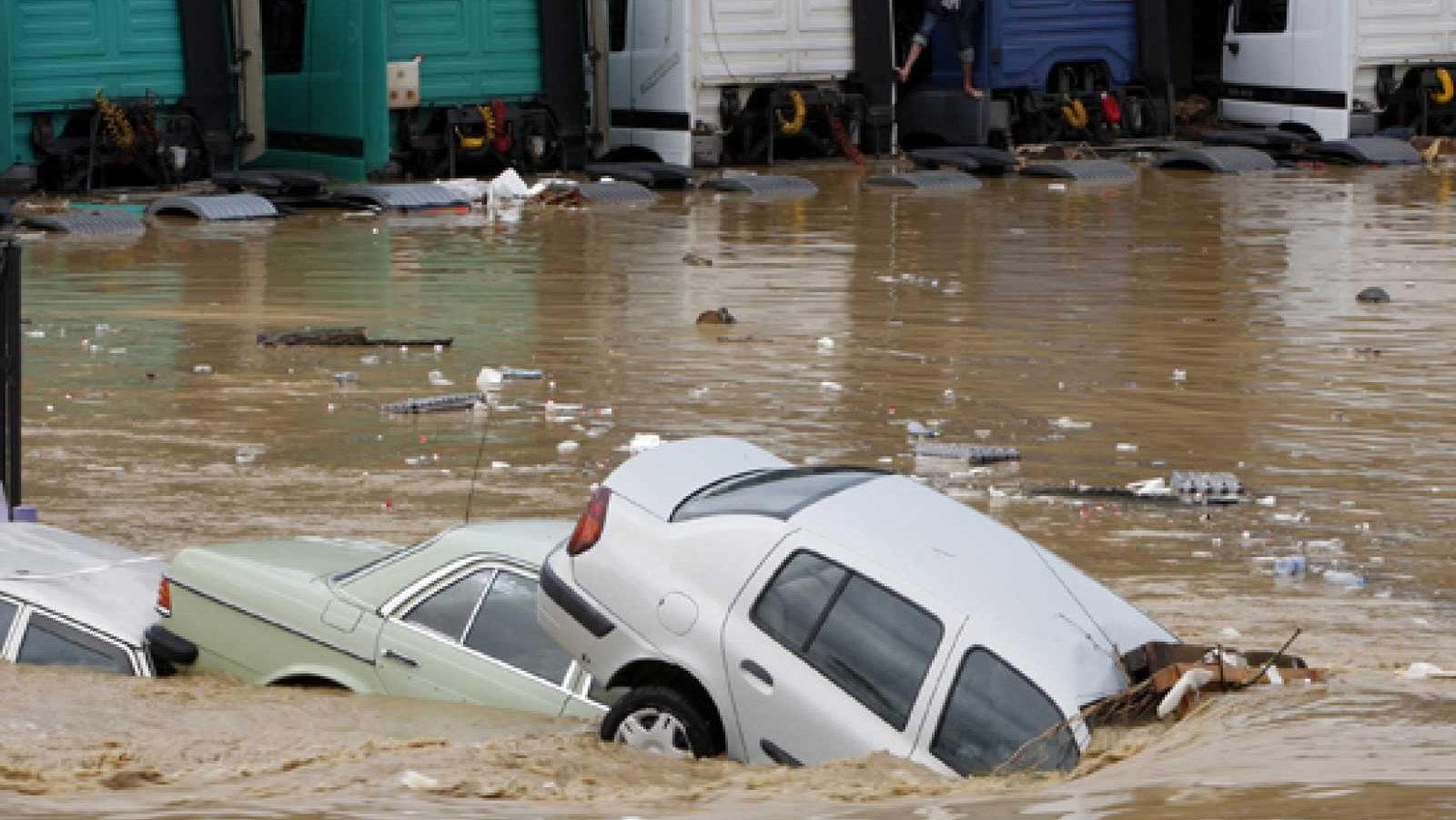 Cinco muertos por deslizamiento de tierra en el noroeste de Turquía