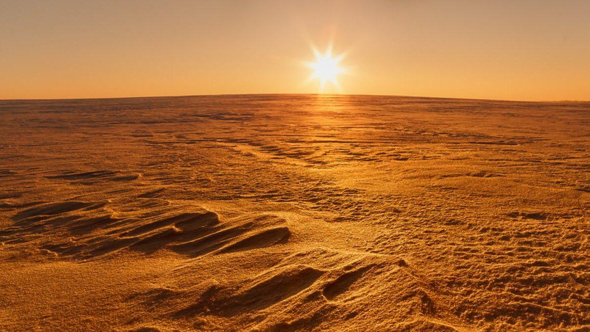 Un material altamente aislante podría permitir la vida humana en Marte