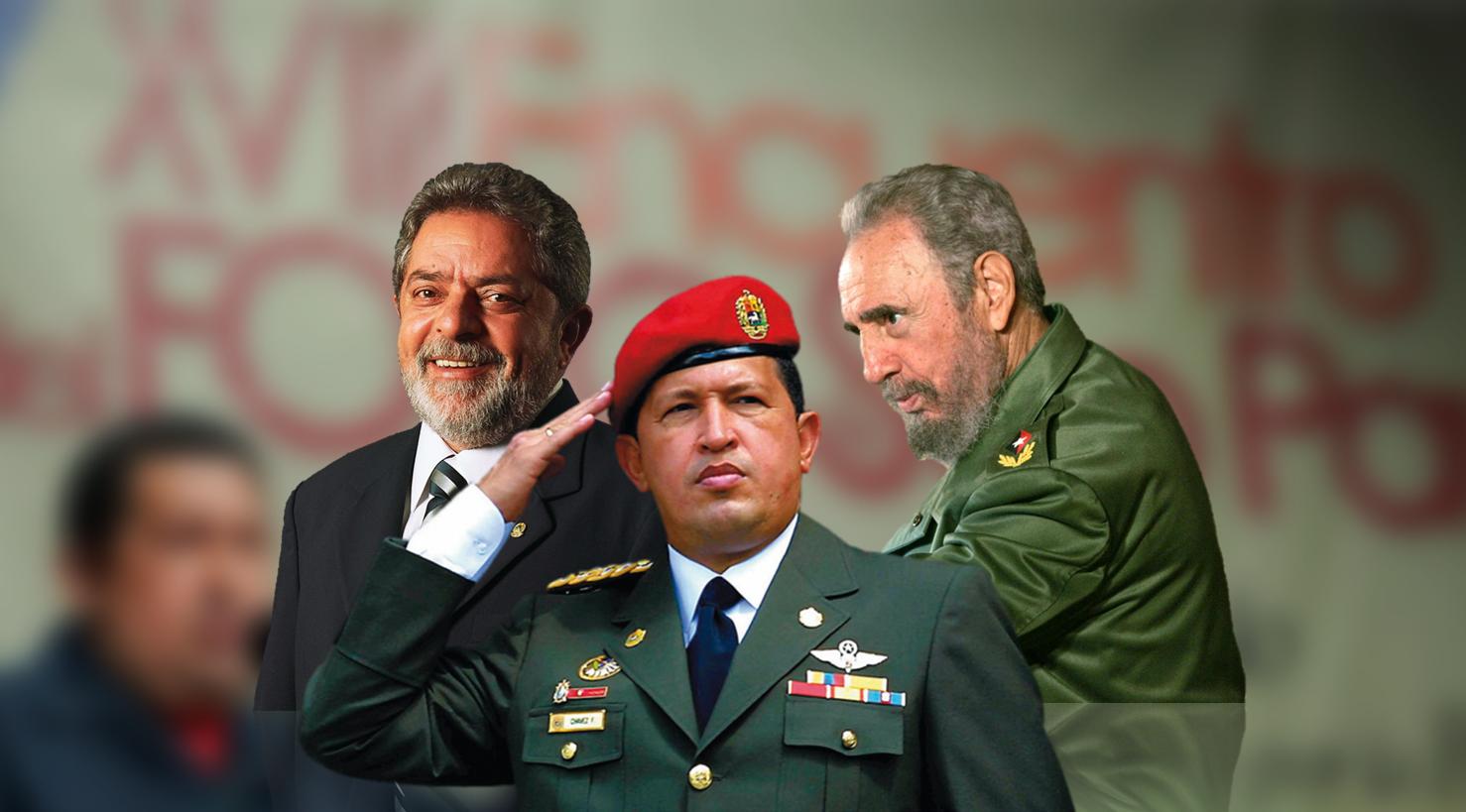 Foro de Sao Paulo: Del chavismo al epicentro de la izquierda antiimperialista
