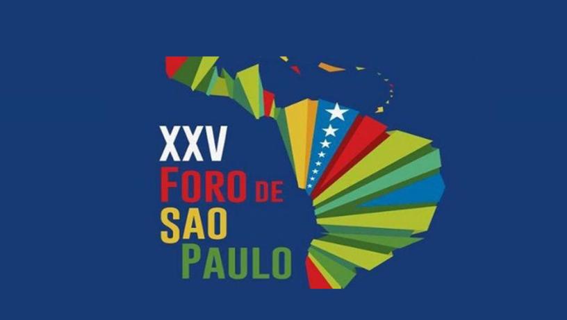 (+Programa) Elecciones, diálogo y justicia: debates en agenda del Foro Sao Paulo