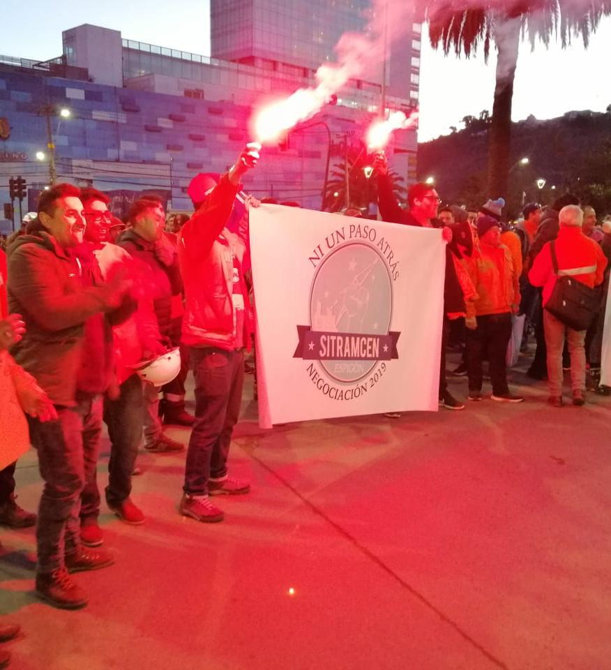 San Antonio: empresa portuaria solicita mediación y huelga de trabajadores se posterga una semana