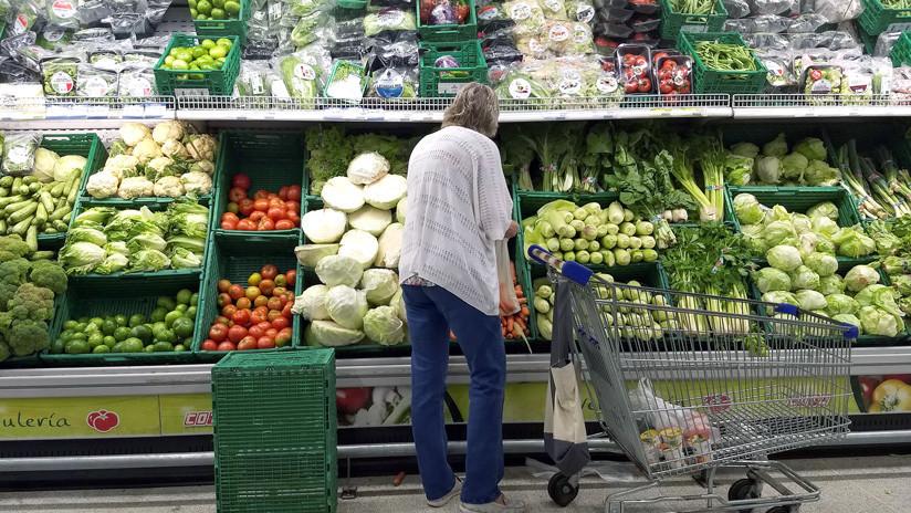 Inflación interanual en Argentina alcanza su mayor nivel desde que Macri llegó al poder