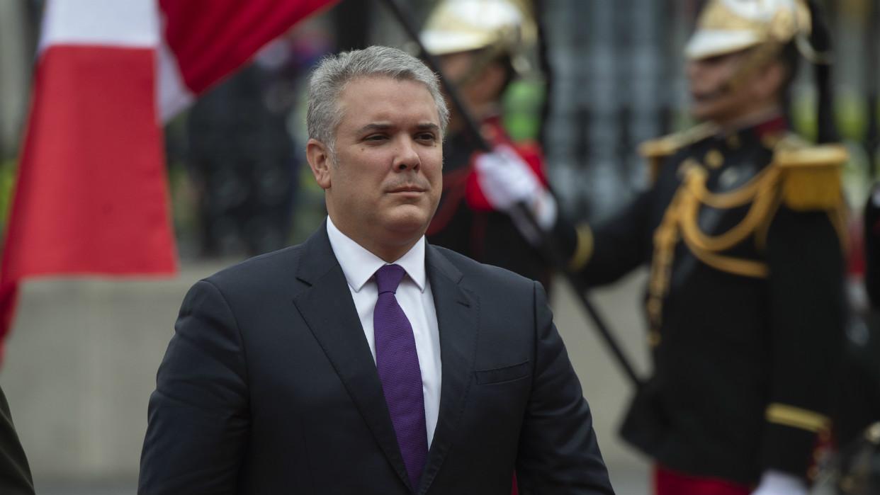 Para Duque resulta «difícil» proteger a cada uno de los líderes sociales de Colombia