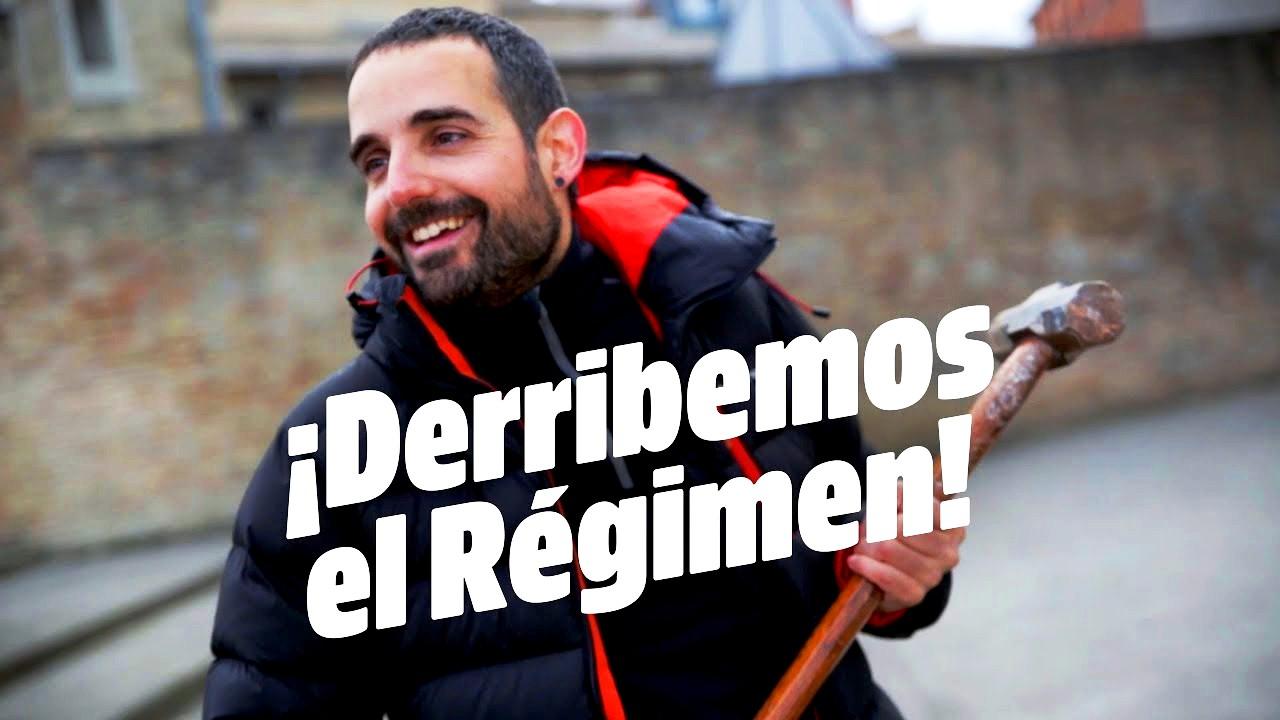 Compains: 'Democracia' española está secuestrada por el franquismo