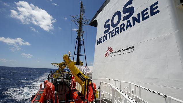 La ONG SOS Mediterráneo reanuda rescate de migrantes en el mar