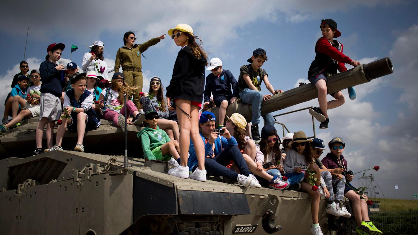 Israel adoctrina a menores para mentir sobre genocidio palestino por el mundo entero