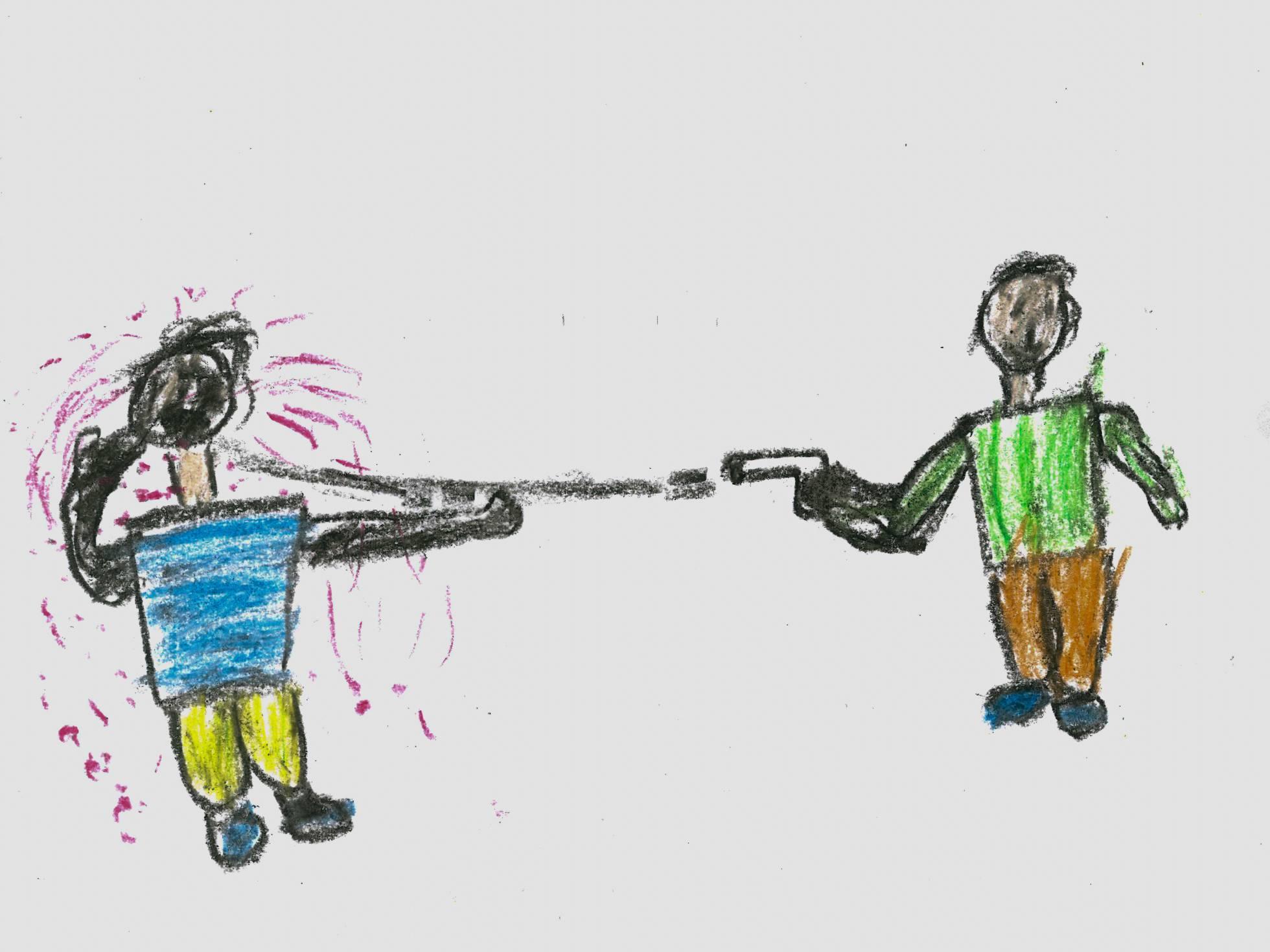 Se incrementa el número de niños asesinados en conflictos armados