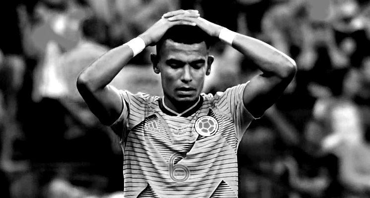 ¿Penalti de la muerte? Futbolista William Tesillo siente el miedo de millones de colombianos