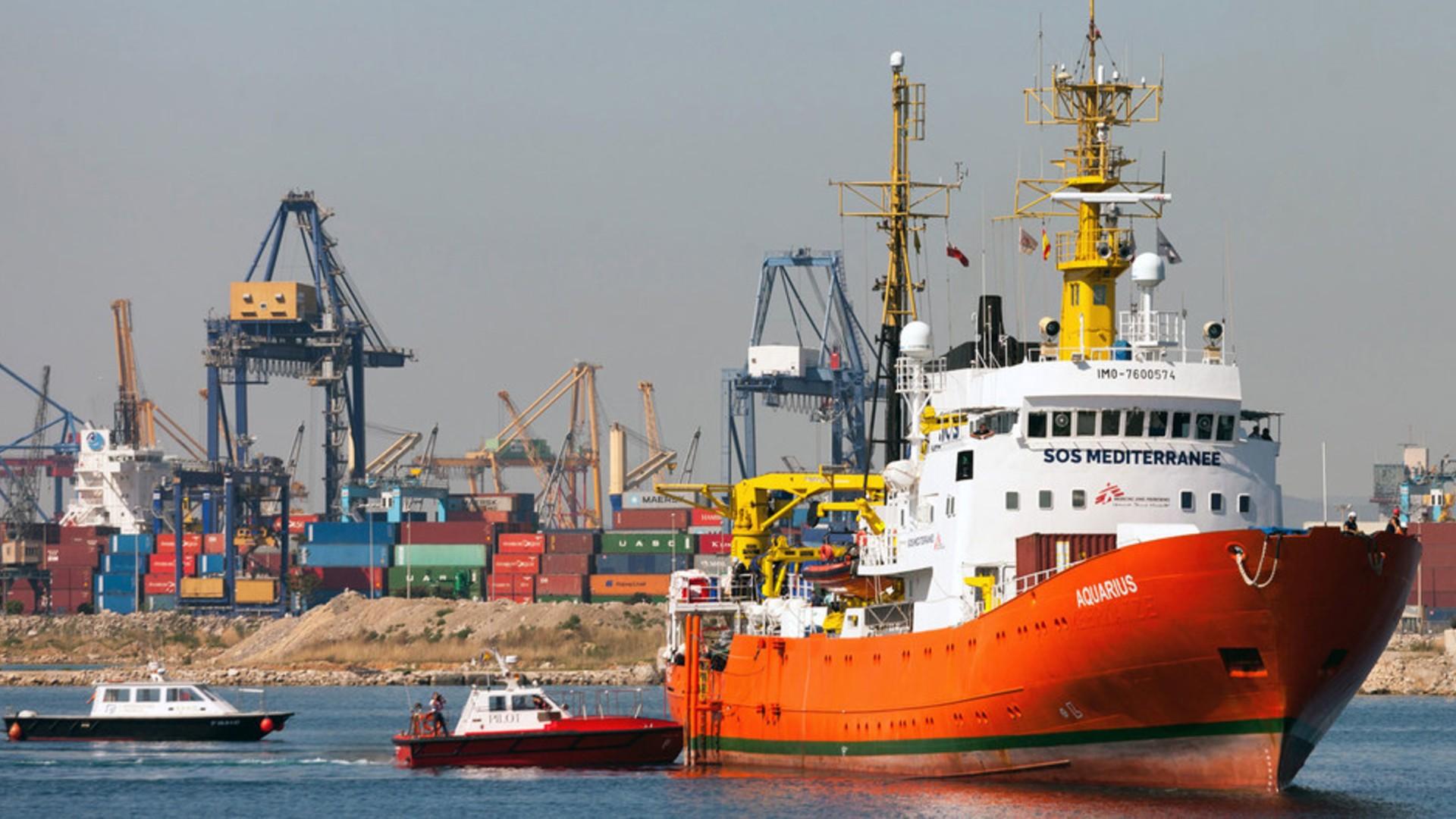 ONU exhorta a las autoridades europeas a que admitan a los migrantes que arriban por el Mediterráneo