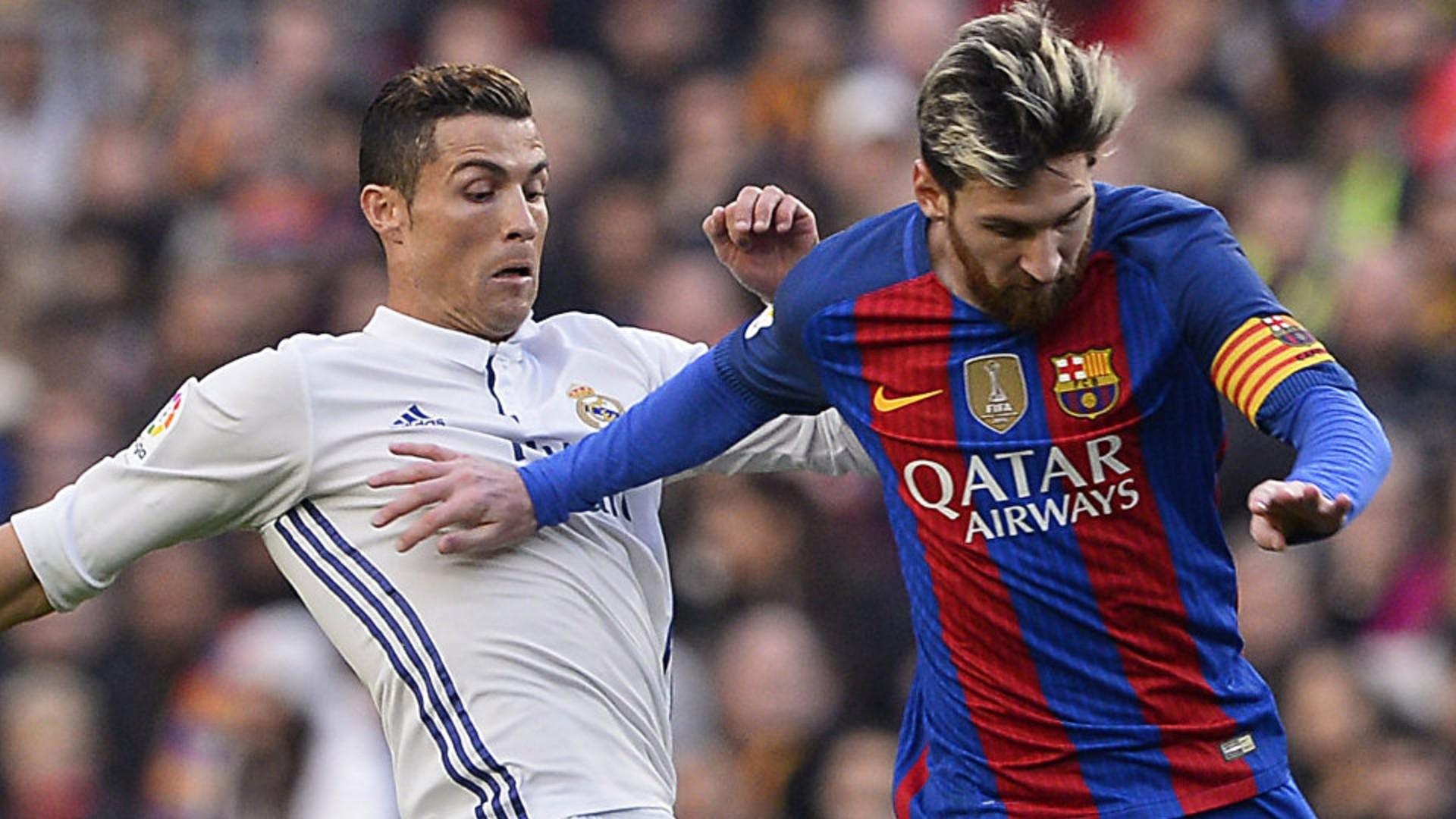 Ronaldo explica qué es lo que lo diferencia de Messi