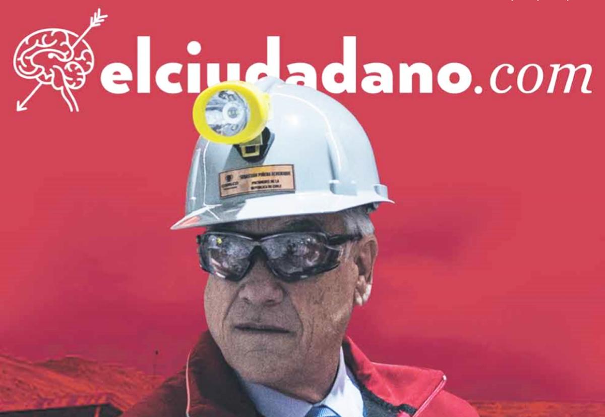 La histórica estafa tributaria de Piñera en favor de las mineras: Revista El Ciudadano ¡ya está en las calles!
