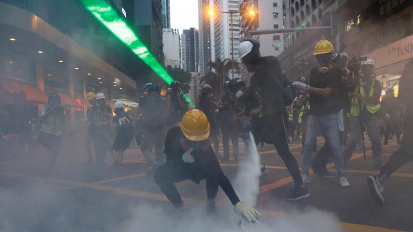 Sin importar las amenazas de Trump: Parlamento de China aprueba ley de seguridad para Hong Kong