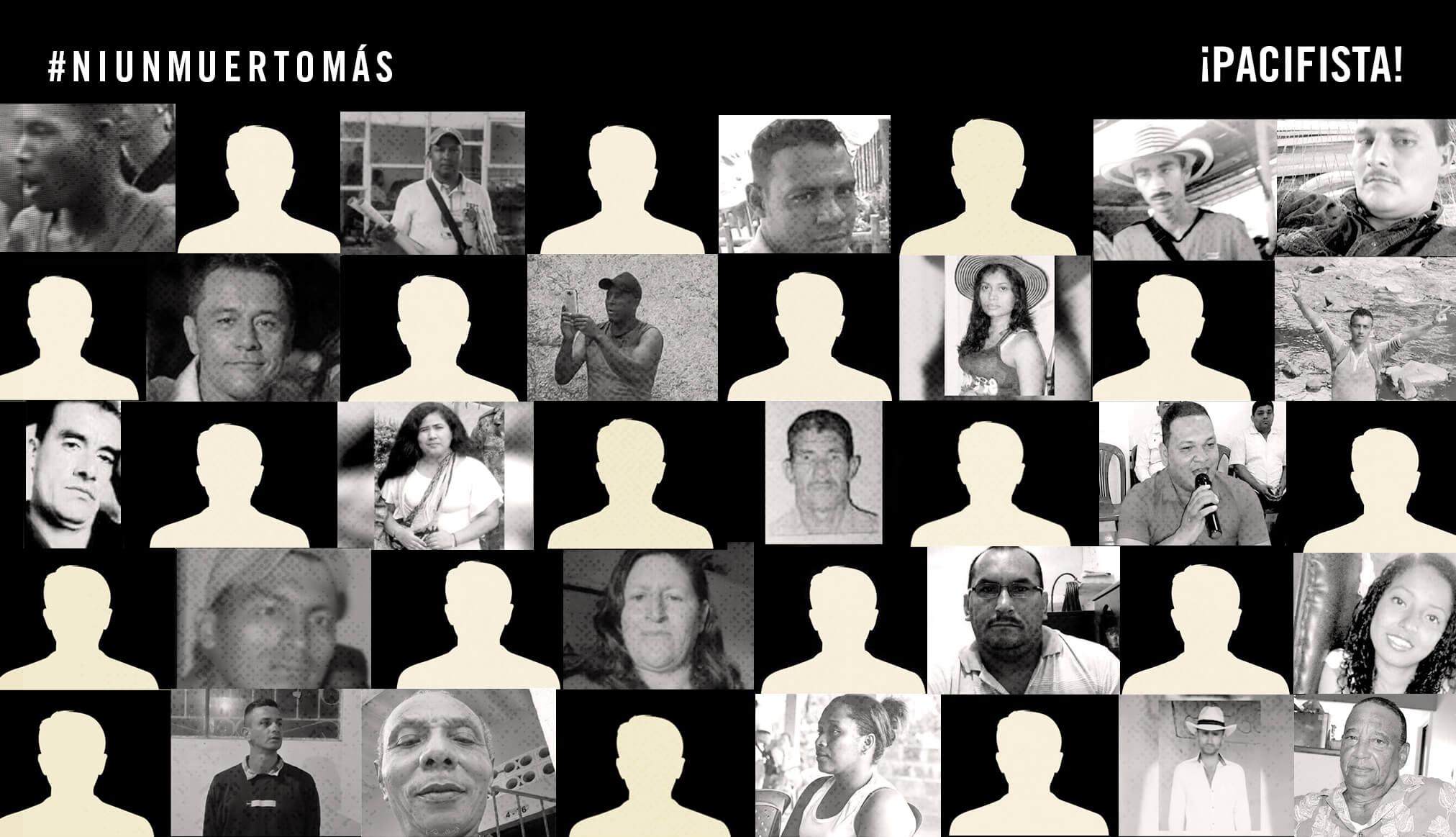 Colombia: investigan entierro de miles de cadáveres sin identificar
