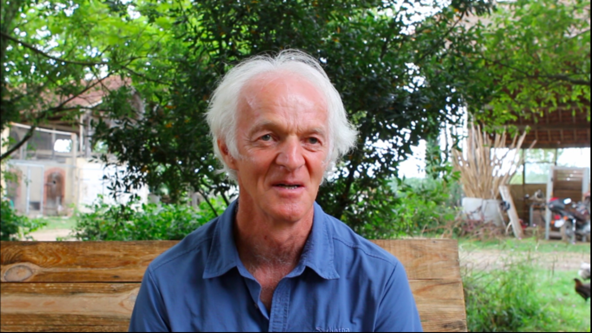 Ernst Zürcher y la Red de Transición Ecológica