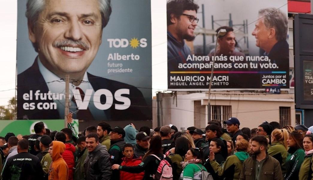 Argentina elige este domingo candidatos presidenciales para comicios de octubre