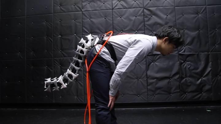 ¿Por qué el hombre del futuro podría tener una cola robótica?