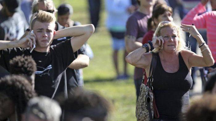¿El país más seguro? Estadounidenses dejan de asistir a lugares públicos por miedo a tiroteos