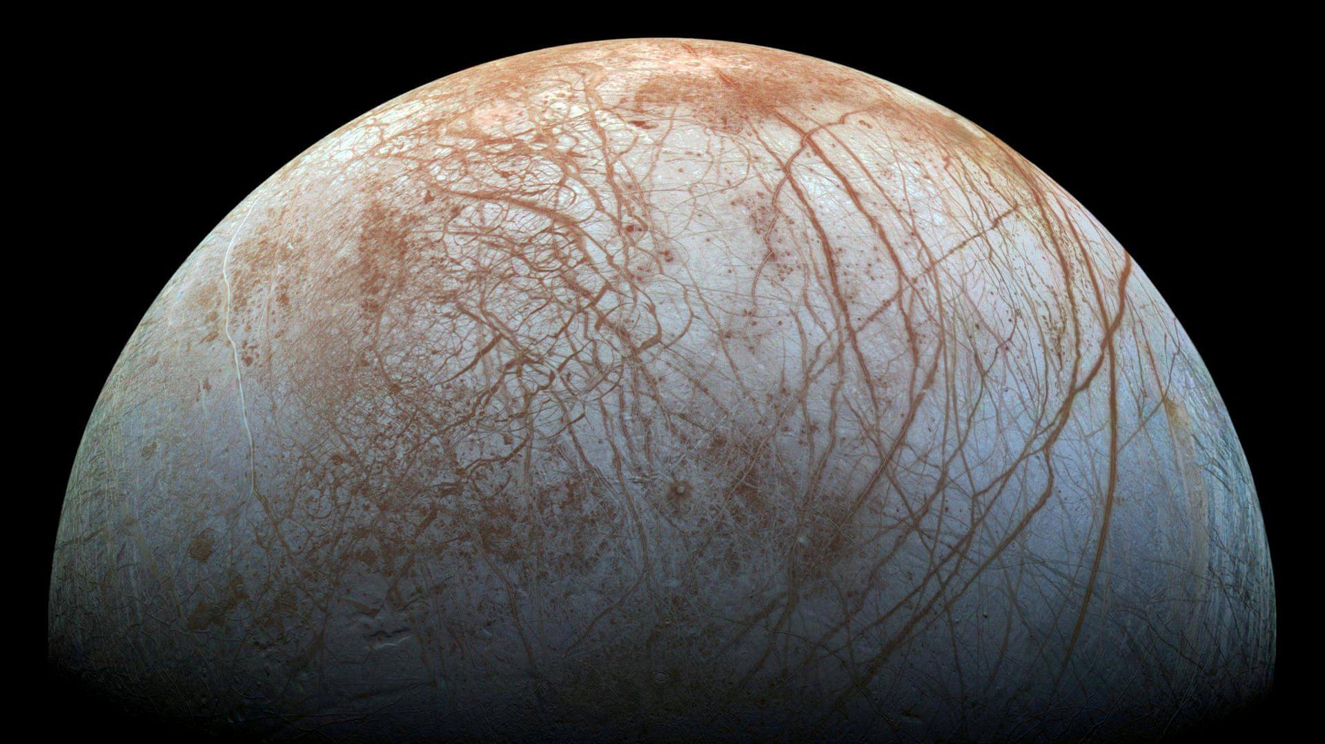 La misión de la NASA a la luna de Júpiter, Europa, se acerca un paso más a su lanzamiento
