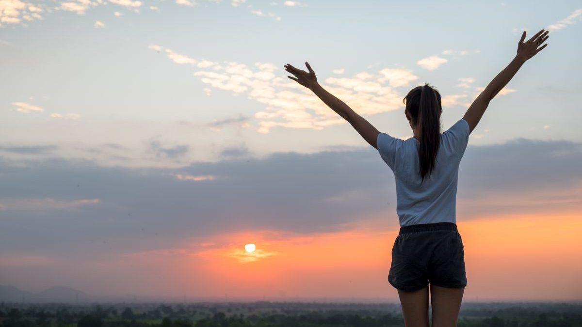 El optimismo podría ser la clave de una larga vida