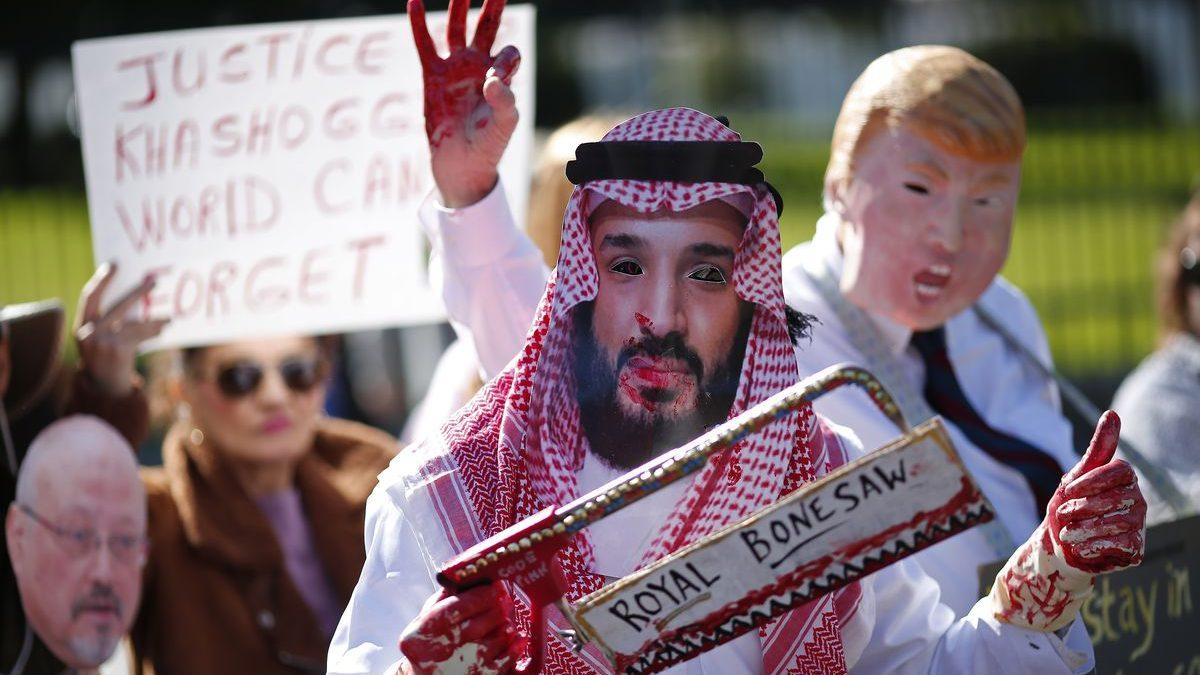 Facebook se deslinda del Príncipe saudí: elimina campaña para limpiar su imagen