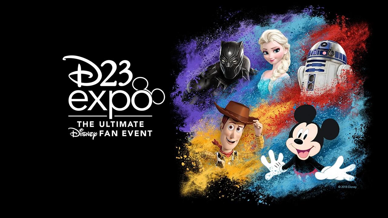 Disney mostró su mejor artillería contra Netflix, Amazon, HBO Max y Apple en la «Expo D23»