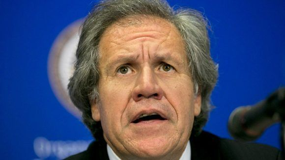 Uruguay rechaza propuesta de Colombia para la reelección de Almagro en la OEA y pide otras opciones