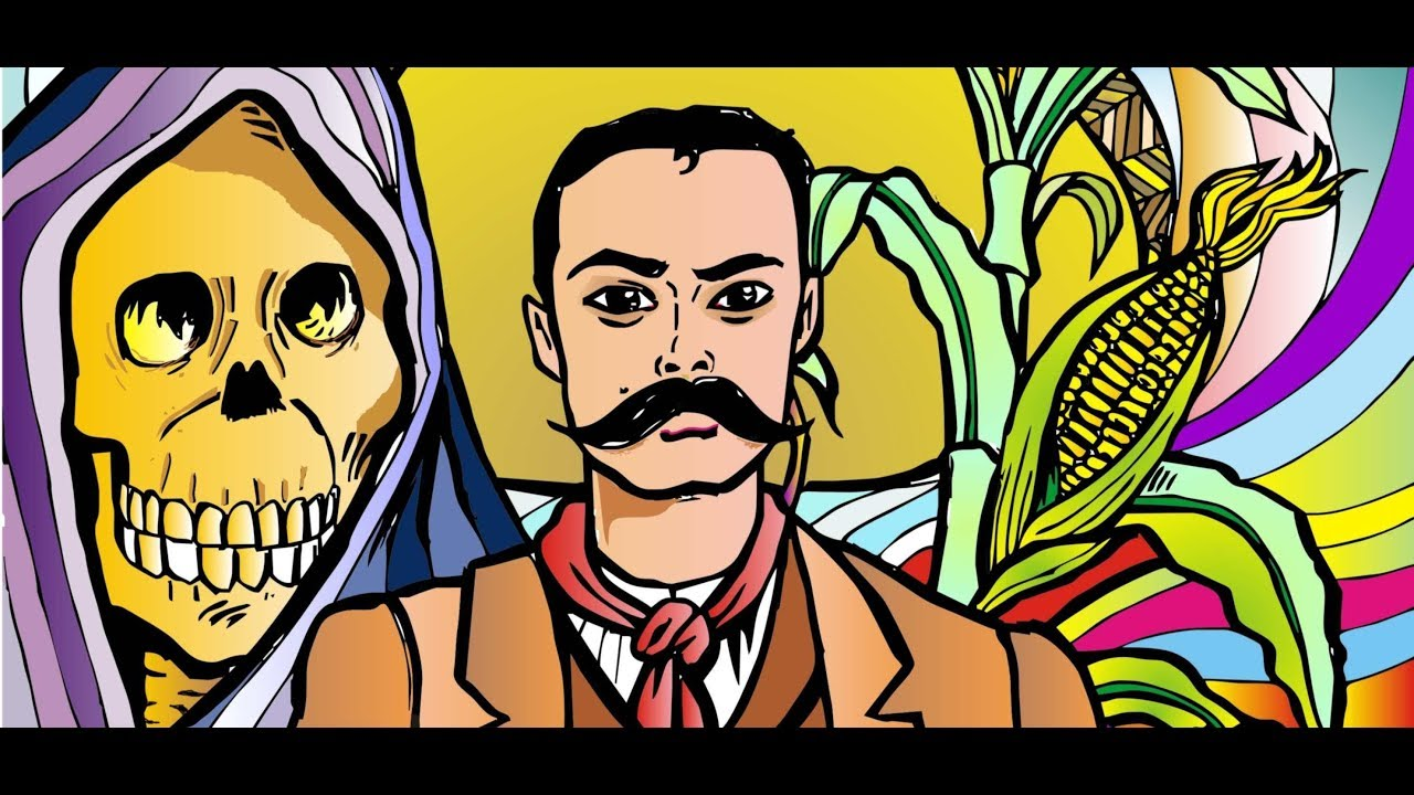 «Zapata se queda» en la obra de 60 artistas que celebran al líder revolucionario mexicano
