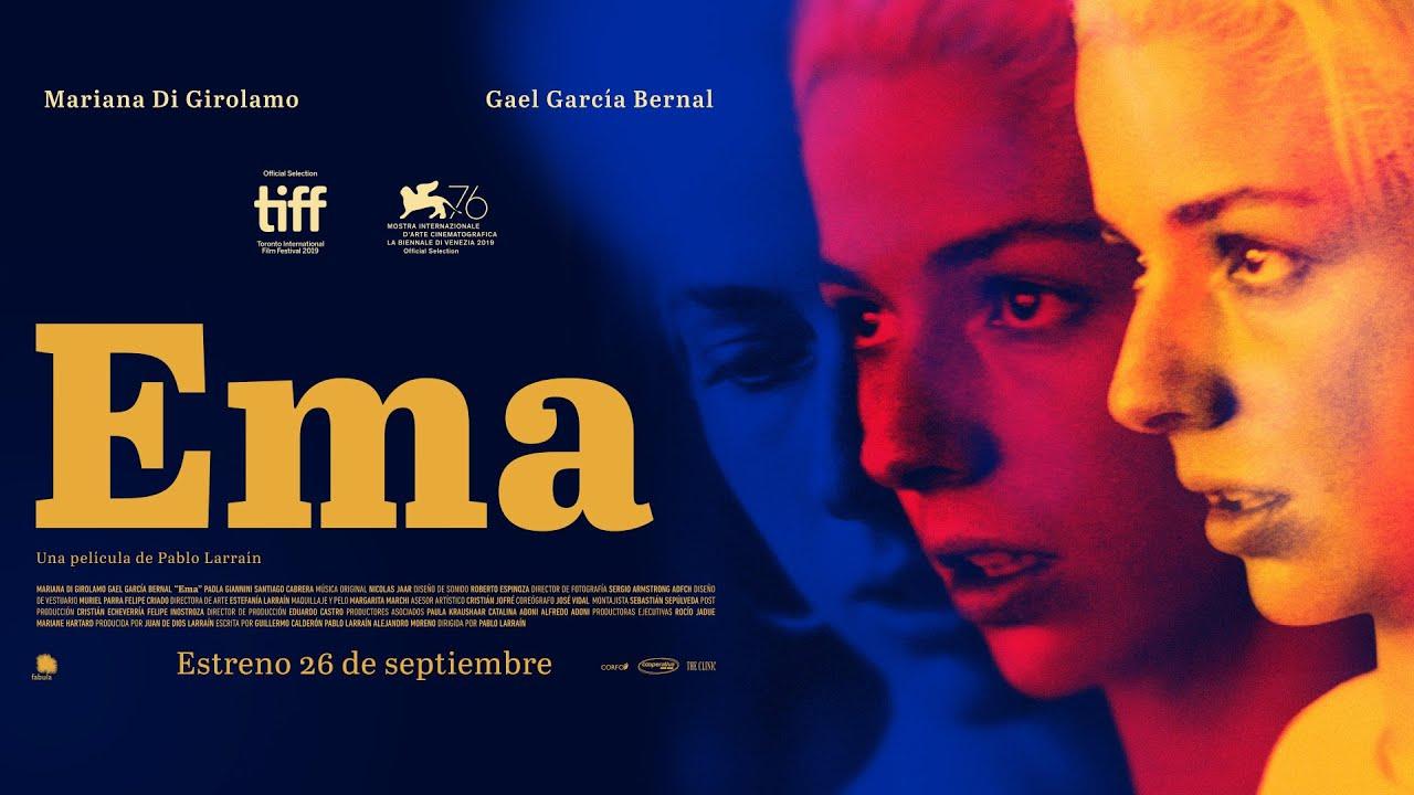 (Tráiler) «Ema», la cinta de Pablo Larraín que podría entrar a los próximos Óscar