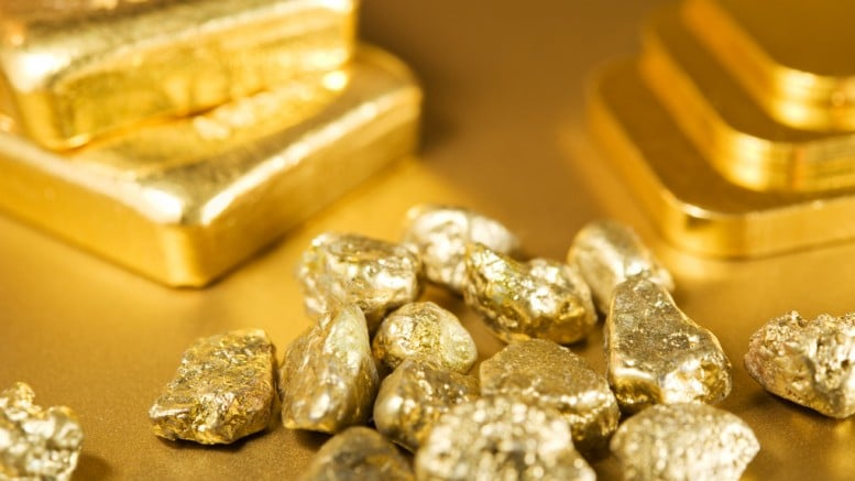Científicos logran crear un nuevo tipo de oro bajo condiciones extremas