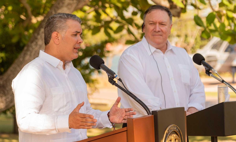 EE. UU. abre en Colombia oficina para promover más injerencia contra Venezuela