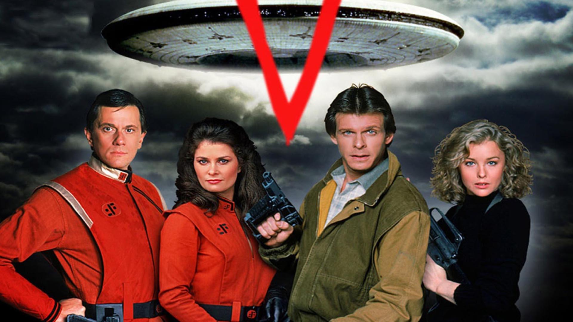 Las influencias de «V Invasión Extraterrestre», la serie que sorprendió a la generación de los años 80
