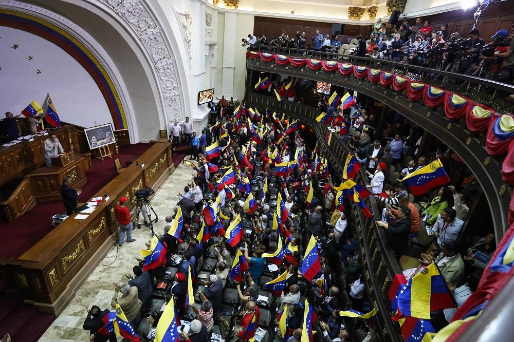 Venezuela: Allanan inmunidad de cuatro diputados para que sean juzgados por presunta traición a la patria