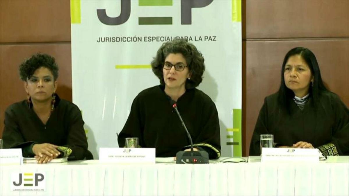 Partidos de la oposición decididos por la paz de Colombia