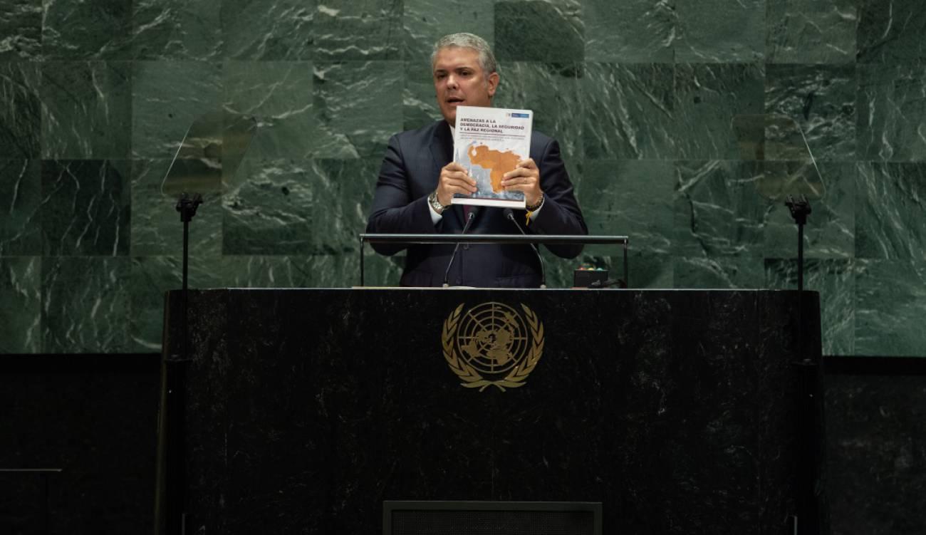 Por fotos falsas sobre Venezuela, jefe de inteligencia de Colombia perdió su cargo