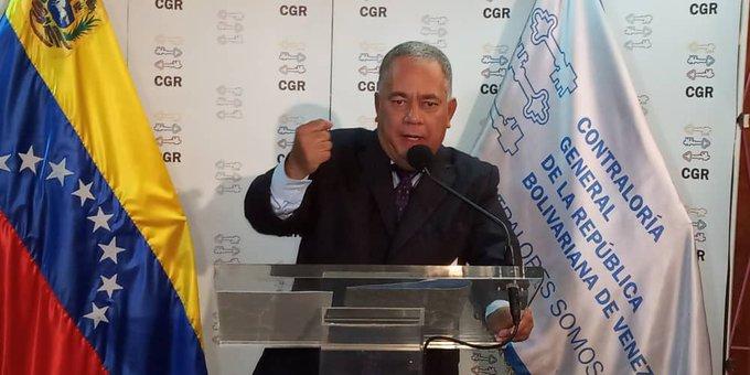 Venezuela: Contralor denuncia plan de Guaidó para apropiarse de riquezas de PDVSA
