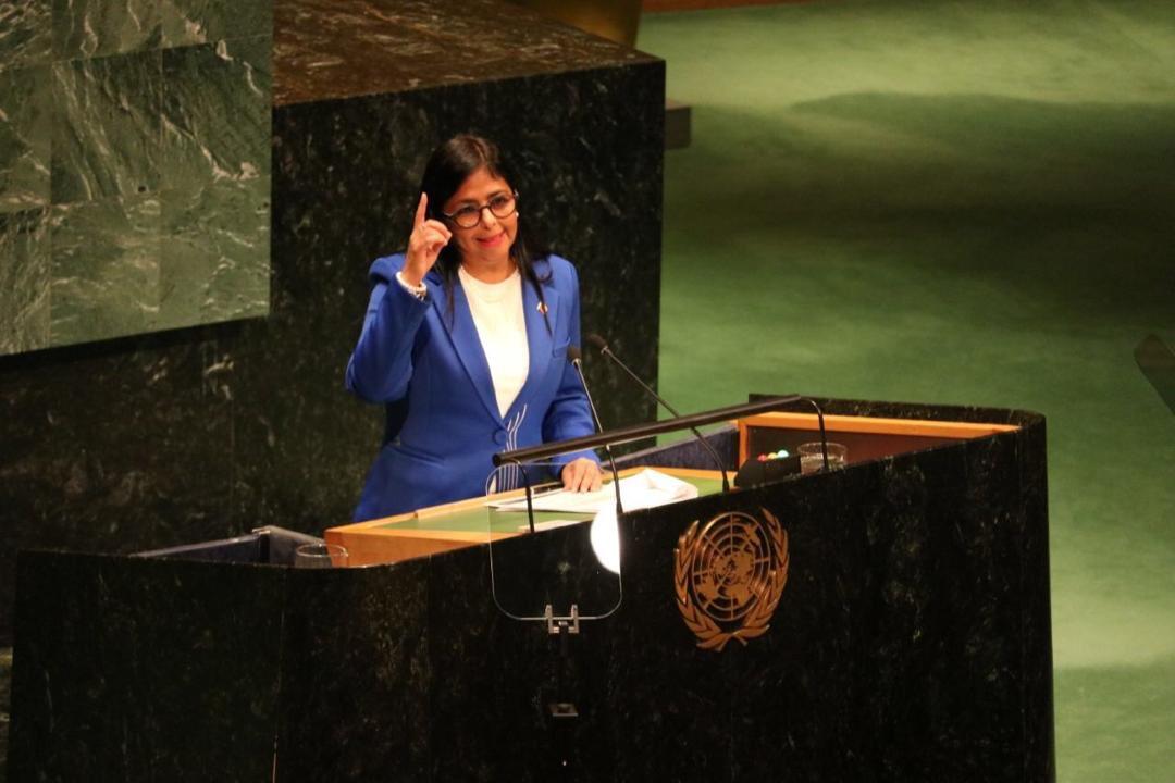 Justicia española archiva causa sobre el paso de la vicepresidenta venezolana por Madrid