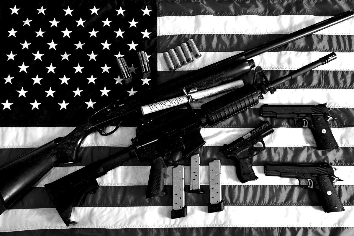 EE. UU. armas