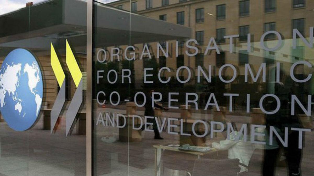 La OCDE baja pronósticos del crecimiento del PIB global en 2020 hasta 2,9%