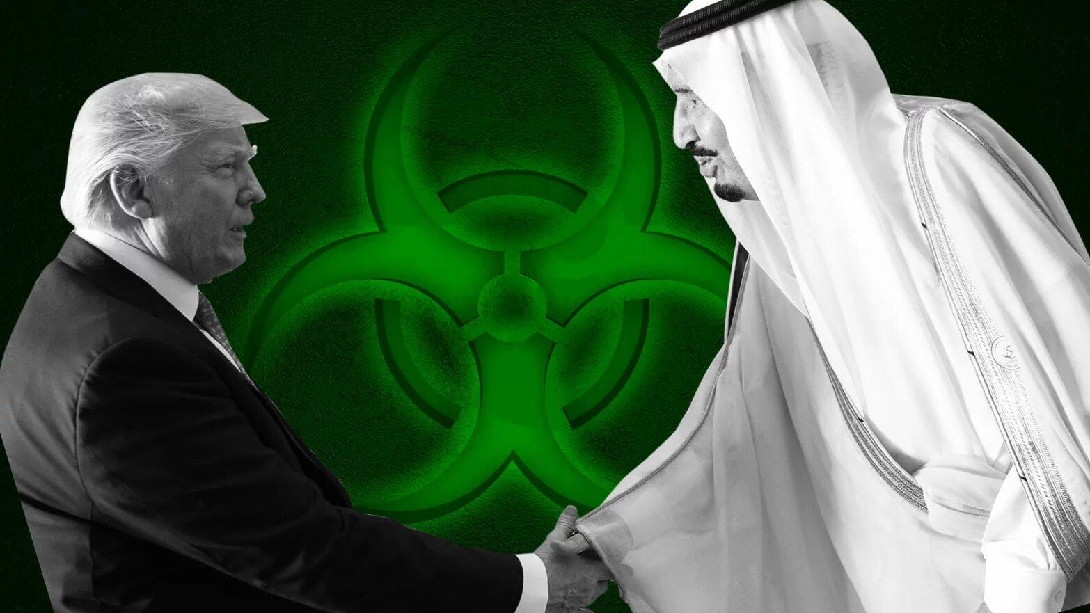Doble rasero nuclear: Arabia Saudí puede enriquecer uranio, para Irán está vetado