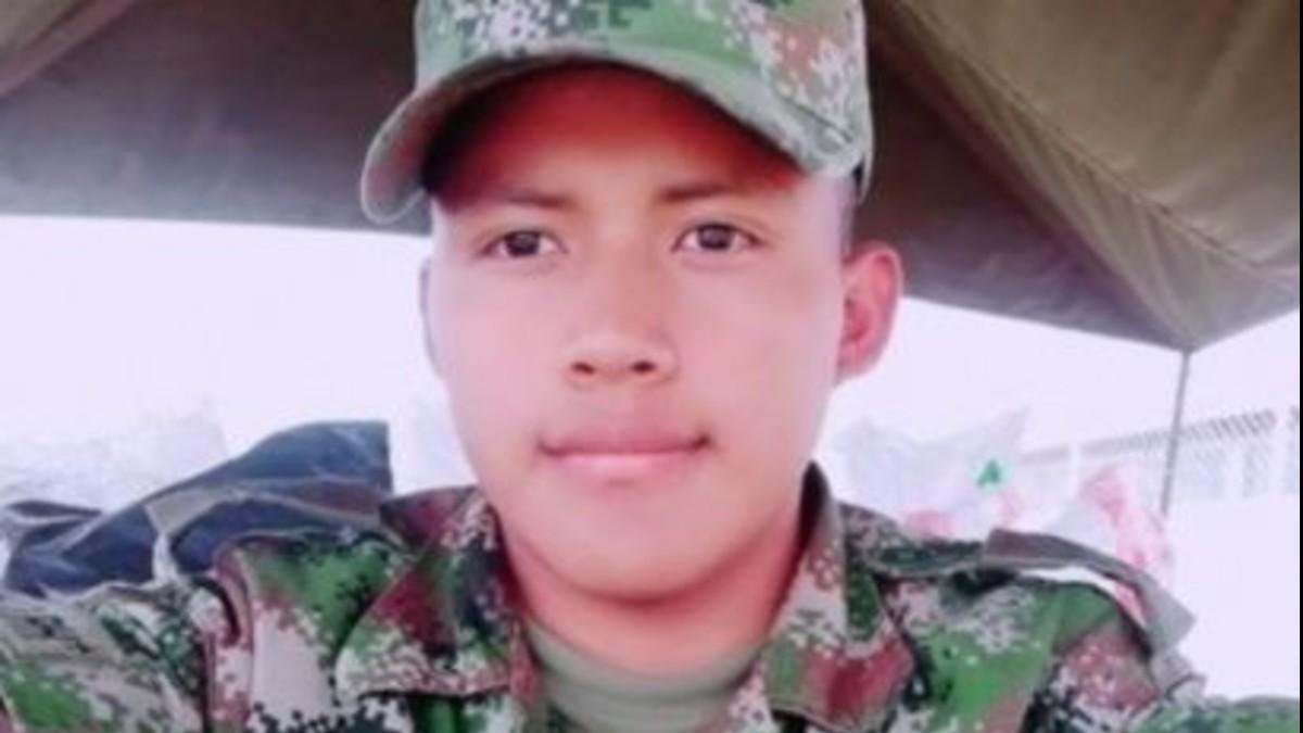 Asesinan a soldado indígena en el departamento colombiano del Cauca