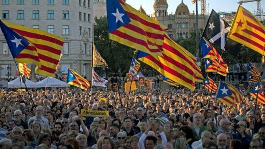 Fuerzas independentistas apoyan a Quim Torra ante
