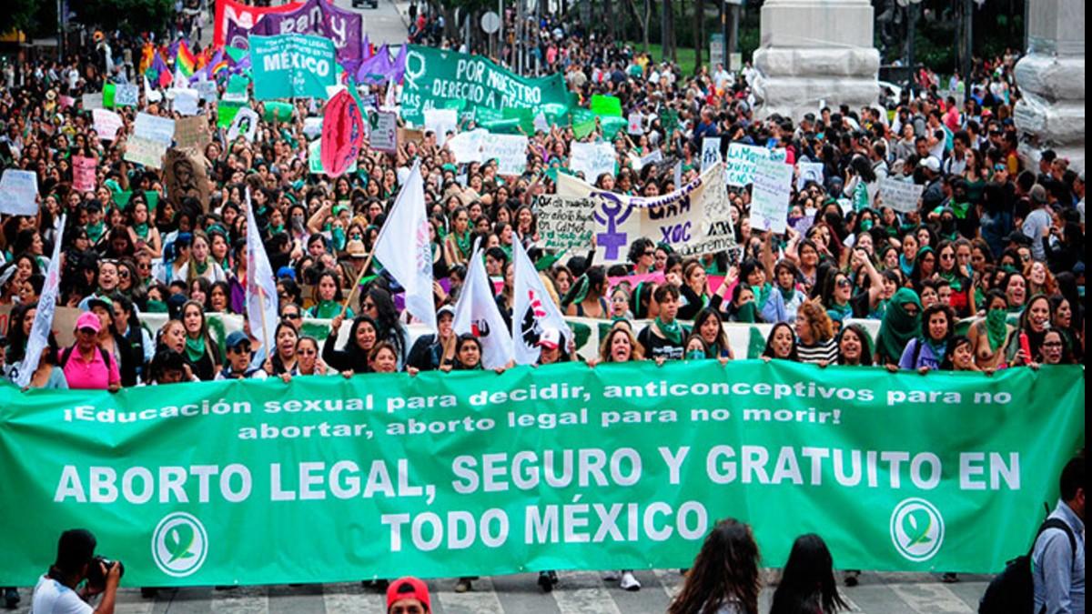 Colectivos feministas celebrarán el Día de la Mujer con gran marcha en CDMX