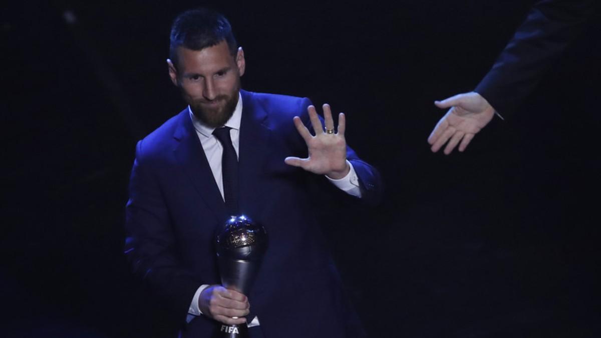 'The Best' 2019 envuelto en un entramado de fraude tras premiación de Messi