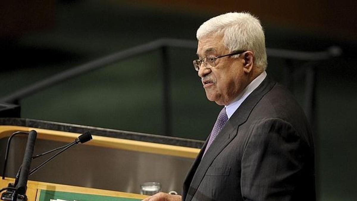 Presidente de Palestina reafirma su llamado a celebrar conferencia de paz
