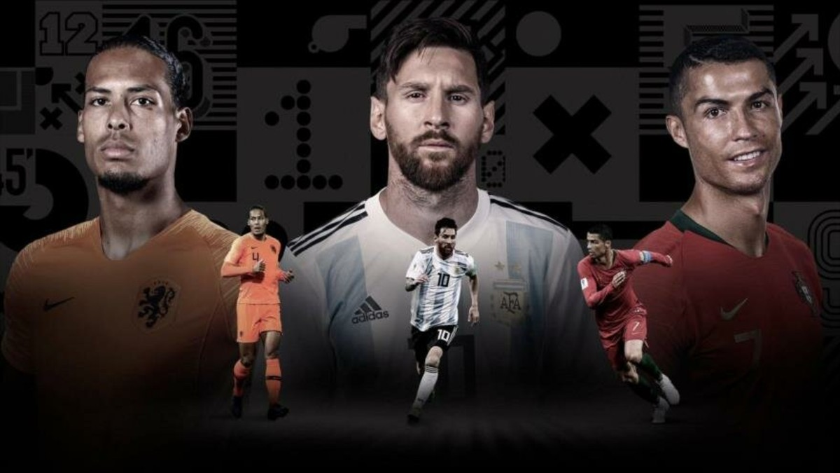 ¿Cuáles son los candidatos finalistas de «The Best» de FIFA?
