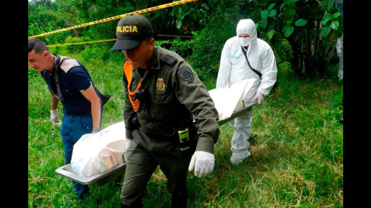 Indignación en Colombia por el asesinato a sangre fría de un indígena a manos del Ejercito