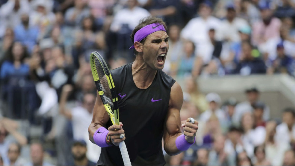 Nadal sigue ganando y batiendo récords en el tenis