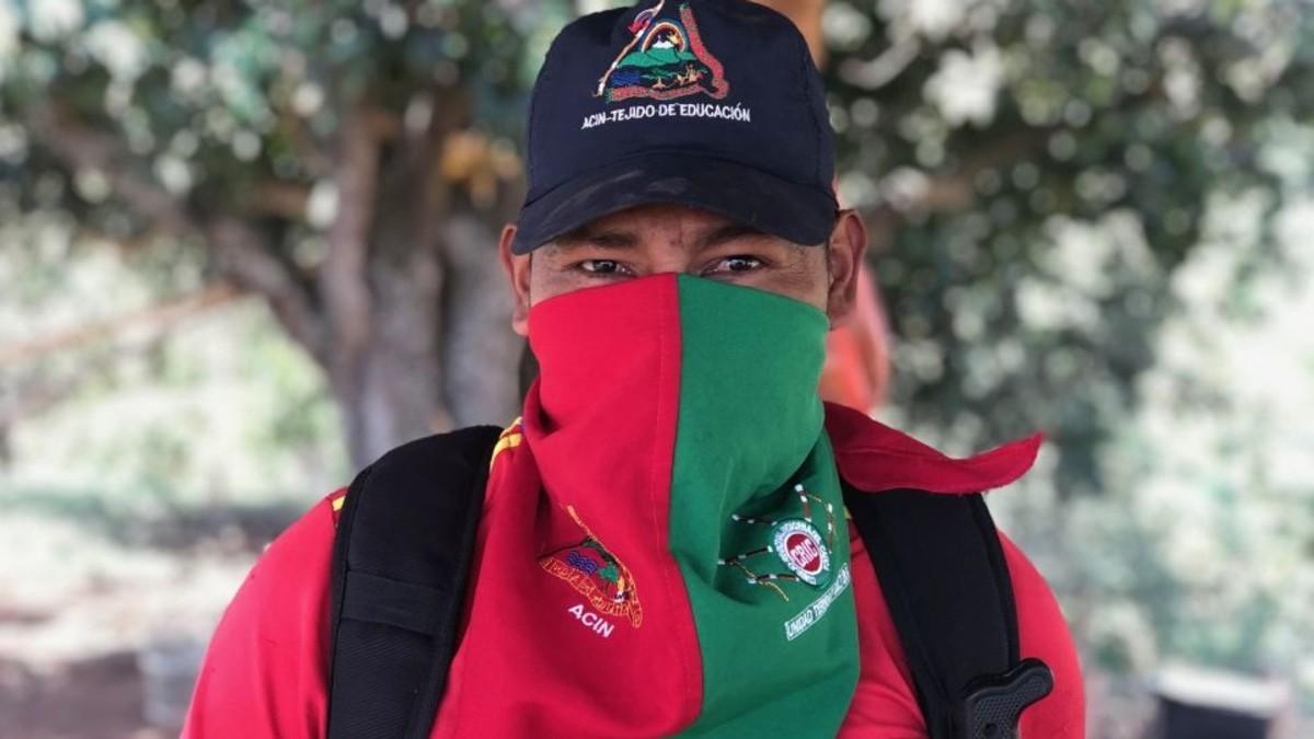 (Fotos) Amedrentamiento, asesinatos y lucha por su tierra ancestral. Así es la vida de los líderes indígenas en Colombia