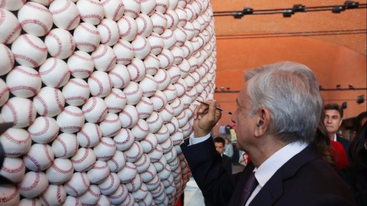 AMLO tiene como meta que al menos 50 mexicanos jueguen en las Grandes Ligas en 2024