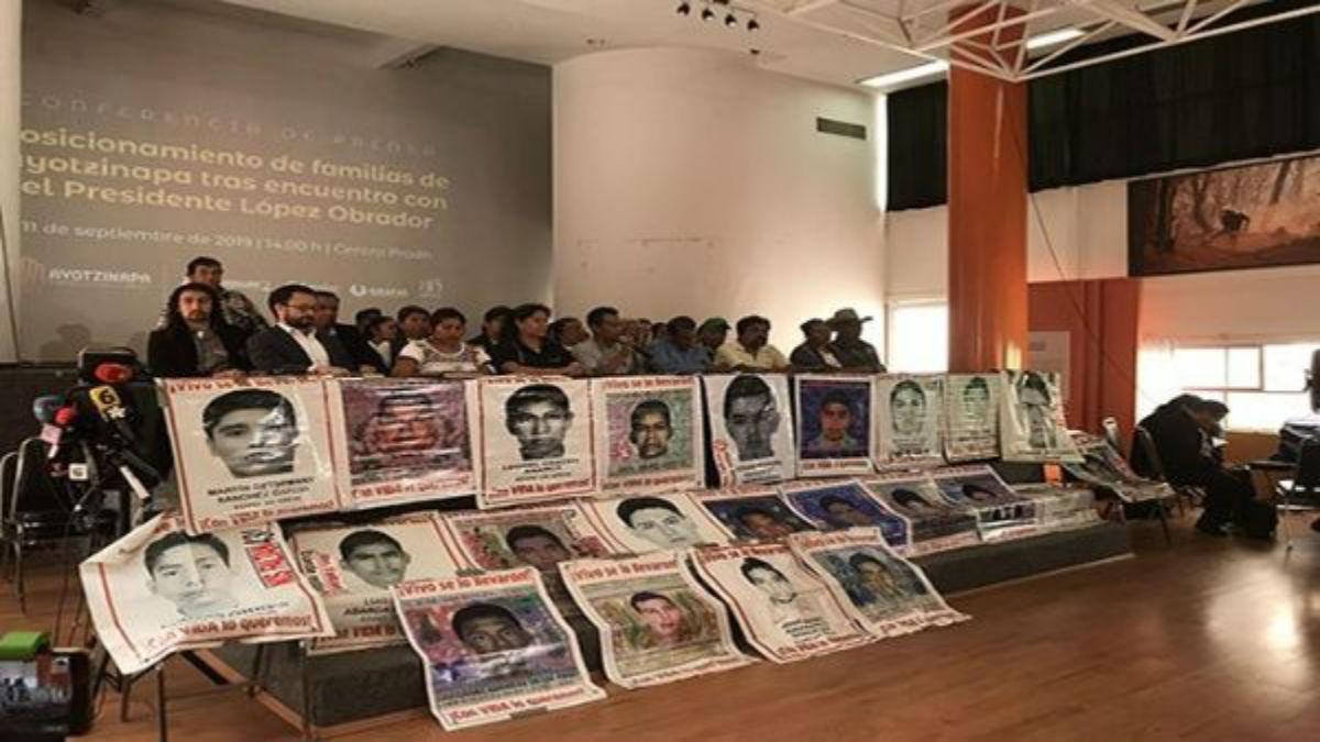 ¡Ayotzinapa no se olvida! Detienen a 'El Machomo', presunto autor intelectual del asesinato de los 43 normalistas